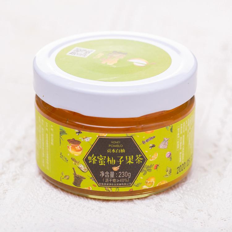 蜂蜜柚子果茶230g